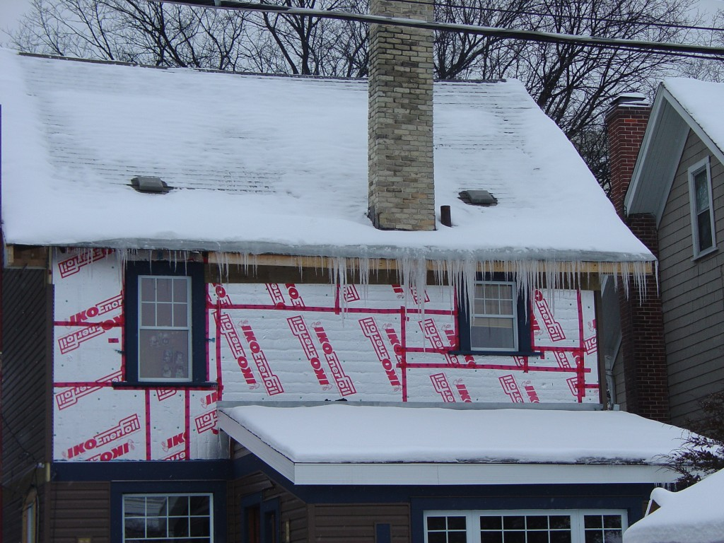 Ice Dams Condensation And Roof Leaks Dr Roof
