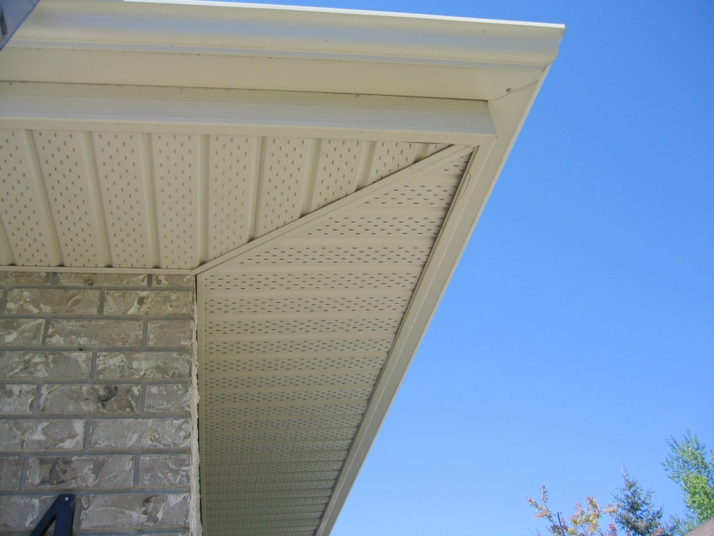 Eavestroughing Soffit Fascia Amp Siding Dr Roof